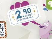 Nueva Fiesta cine 9,10 Mayo