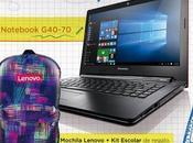 Actívate regresa clases Lenovo