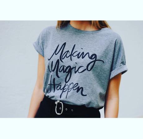 Making Magic Happen.