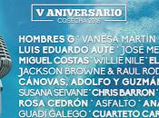 Festival 2016: Hombres Aute, Elefantes, José Mercé, Asfalto, Miguel Costas, Willie Nile, Anaut...