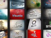 Mockups para logos corporativos