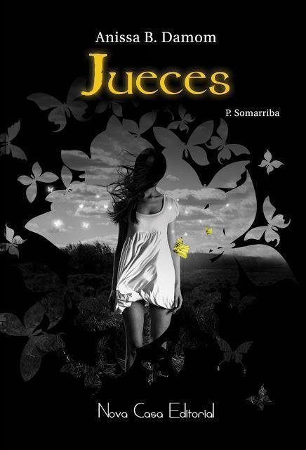 Portada Revelada: Jueces (Exodo, #3) - Anissa B. Damon