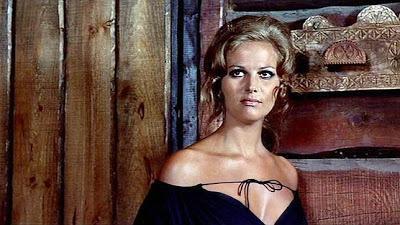 Claudia Cardinale, tributo a su belleza