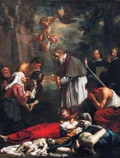 San Macario, el de Gante.