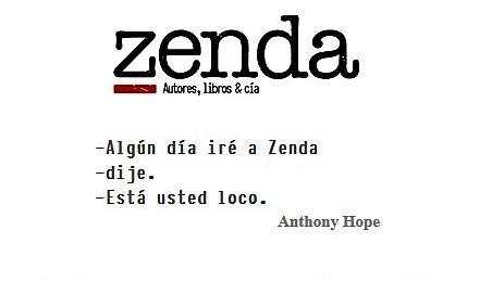 Relato: Zenda