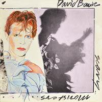 DAVID BOWIE - SCARY MONSTERS ( AND SUPER CREEPS)