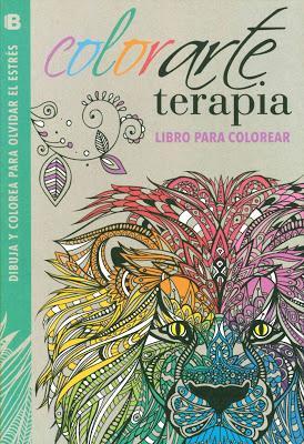 2457.- Colorear como terapia