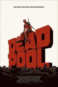 Póster Mondo de Deadpool