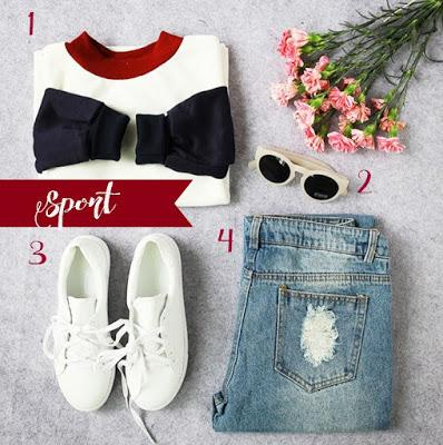 Mis Outfits para la Semana