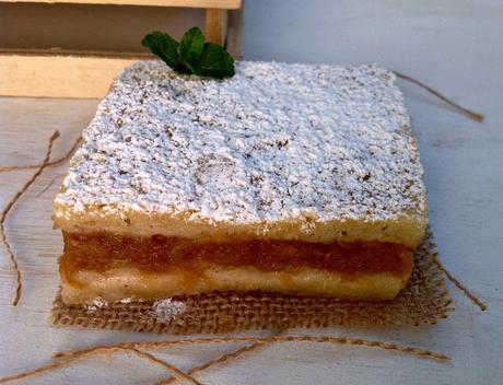 Placinta cu mere - tarta de manzanas rumana