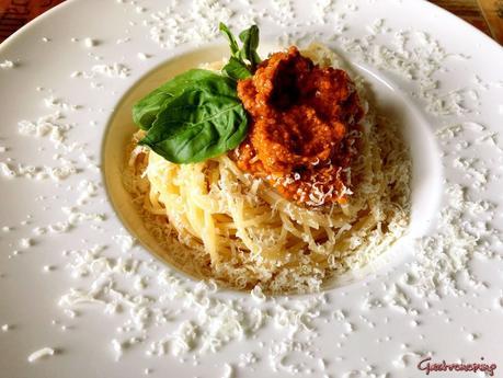 Pesto rosso o siciliano