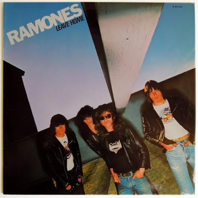 Ramones - Leave home Lp 1977
