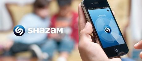 Top 10 canciones en Shazam España