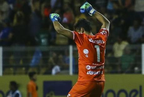 Resultado Dorados de Sinaloa 3-0 Cruz Azul en J13 del Clausura 2016