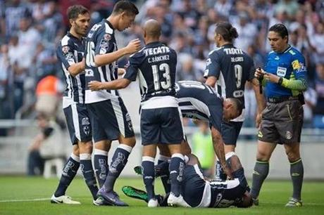 Resultado Monterrey 6-0 Jaguares en J13 del Clausura 2016