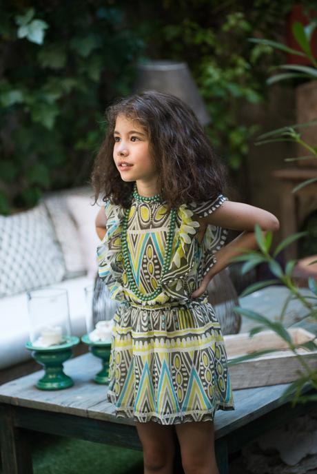 Moda infantil Oh!Soleil primavera verano 2016