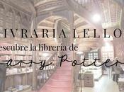 librería Harry Potter: Livraria Lello