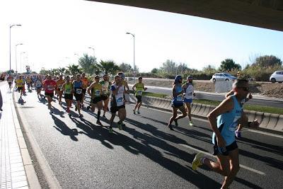 XXVI Media Maratón Ciudad de Málaga