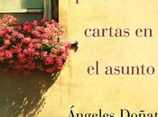 Reseña: invierno tomamos cartas asunto Ángeles Doñate
