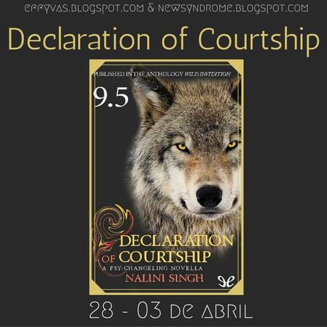 Declaration of Courtship - Nalini Singh 28 -03 de Abril: