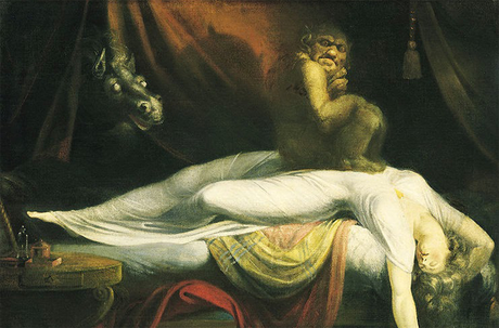 The Nightmare (1781), Henry Fuseli
