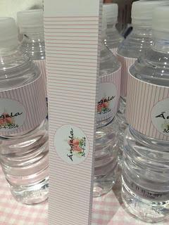 Fajas para botellas de agua