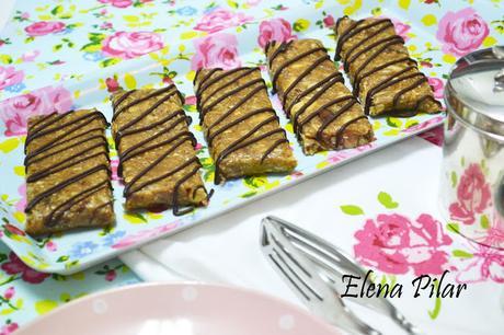 Barritas de dátiles y mantequilla de cacahuete (sin horno)
