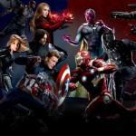 Portada de Capitán América: Civil War para EW