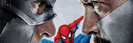 El tiempo en escena de Spider-Man en 'Capitán América: Civil War'
