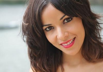 Raquel del Rosario en la recta final de su embarazo