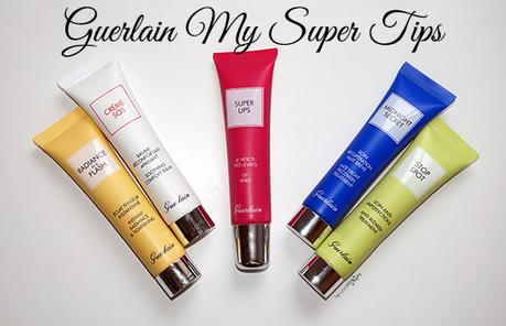 Guerlain My Super Tips - one problem one solution