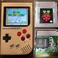 Esta Raspberry Pi metida en una Game Boy es toda una delicia