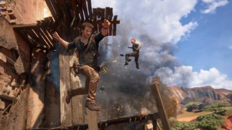 Naughty Dog habla sobre la secuencia de inicio de Uncharted 4