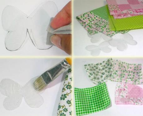 Como hacer mariposas reciclando botellas de plastico