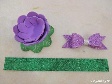 Como hacer porta dulces para cumpleaños en goma Eva