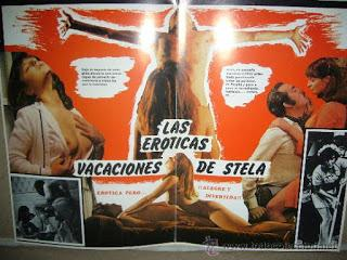 ERÓTICAS VACACIONES DE ESTELA, LAS (España, 1978) Erótica