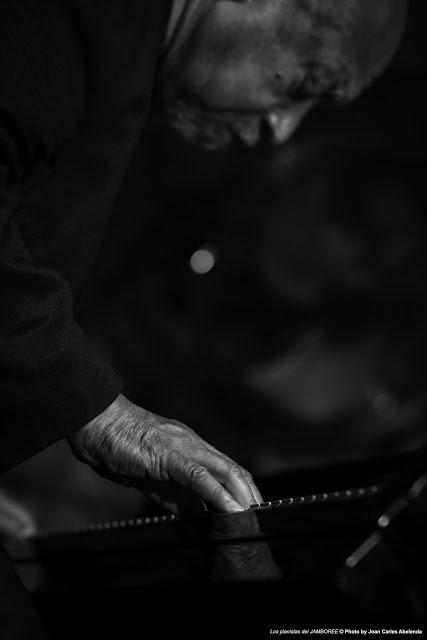 FOTO-Los pianistas del JAMBOREE-KENNY BARRON
