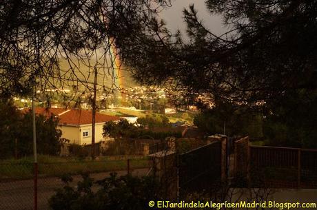 La magia del arcoiris