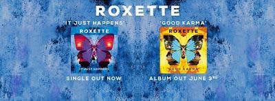 Así suena el primer single del primer disco de Roxette en cuatro años