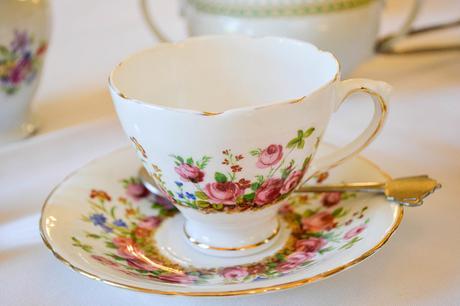 Tomar el té de las cinco