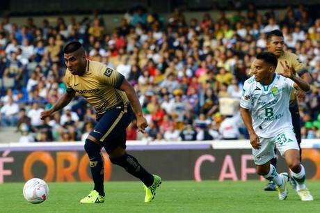 Resultados Pumas 1-2 León en la J13 del Clausura 2016