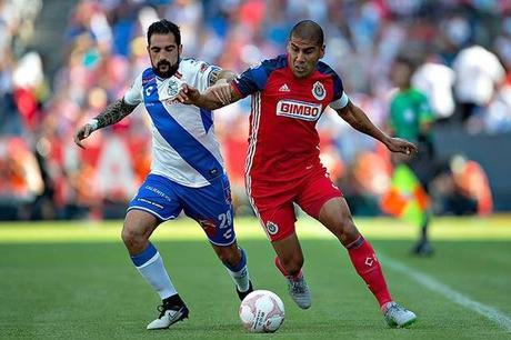 Resultados Puebla 0-3 Chivas en la J13 del Clausura 2016