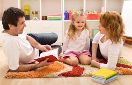 Aprende inglés de forma más rápida practicando con tus hijos