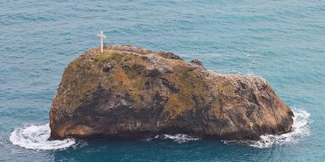 El misterio de la Cruz de la roca