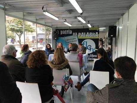 ROMÁNTICA ERÓTICA EN LA FERIA DE PONTEVEDRA
