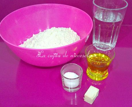 Torta castellana, torta de aceite o torta de Aranda