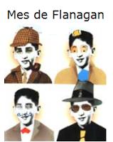 Todos los detectives se llaman Flanagan (Flanagan 2)