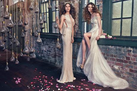 Vestidos de novia de Galia Lahav
