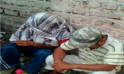 En Huaral: ERRADICAN LA BASURA HUMANA…
