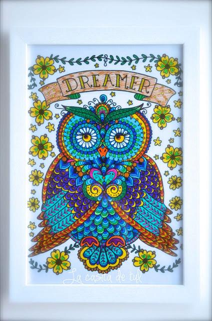 COLORING PAGES: A NEW PROJECT!